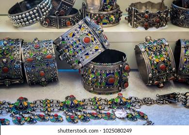 A traditional berber bracelet
