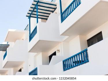 Traditional buildings in Greece, Greek island of Karpathos
