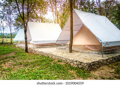 Traditional canvas bell tent The Canvas Boutique C& Canvas c&ing Bedroom for traveler & Bell Tent Images Stock Photos \u0026 Vectors | Shutterstock