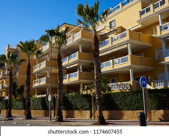 Traditional classical local Spanish style house condo home real estate Spain