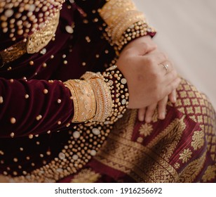 Traditional cloth of marriage dress
