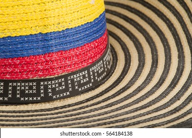 Traditional Colombian hat