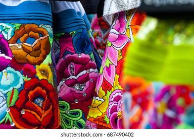 traditional costum from Huancayo - Peru