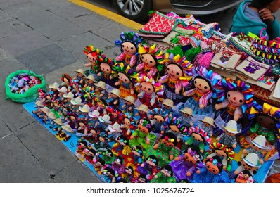 Traditional Dolls in Mexico