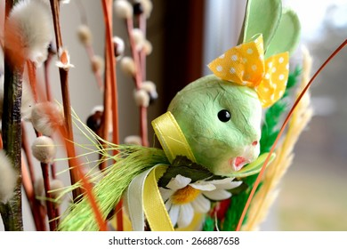 Traditional Easter decoration.