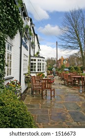 Traditional English Country Pub in Cheshire UK