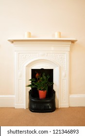 Fireplace Mantle Stock Images Royalty Free Images