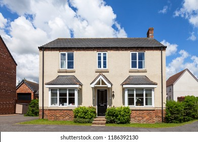 Traditional english house