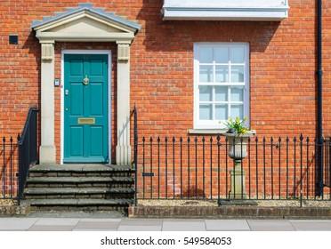 A traditional English house, England, UK