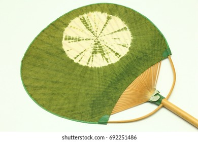 traditional fan a uchiwa