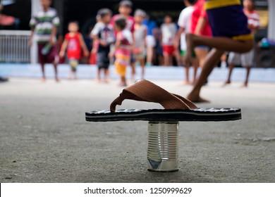 Traditional Filipino Game