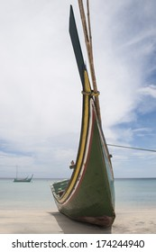 Traditional Fishing Boat, Aceh