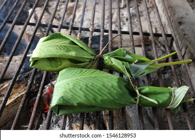 Traditional food preparation. This time the fish treatment. - Shutterstock ID 1546128953