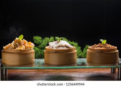 Traditional Fuyang three steaming
