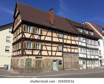 traditional german building