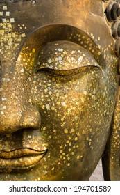 Traditional Gold Buddha