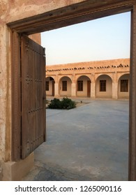 Traditional Historical houses in Doha, Qatar