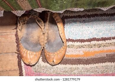 Poor Shoes Images Stock Photos Vectors Shutterstock