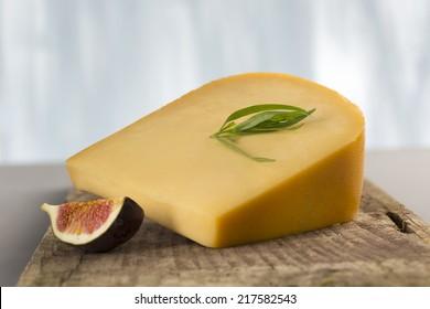 Traditional Hollander cheese -  Gouda