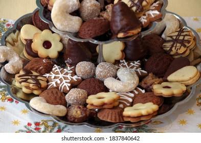 Czech´s traditional homemade christmas sweets