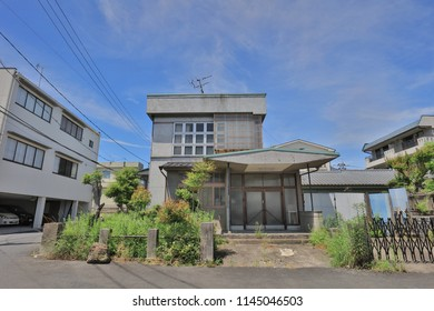 the traditional house at country side Tsuyama
