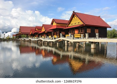Traditional House of Kolaka People, South East Sulawesi, Indonesia