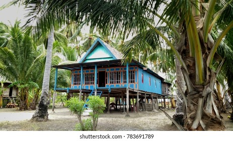 traditional house of south sulawesi