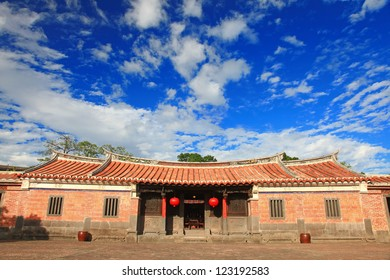 Traditional House in Taiwan