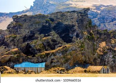 Traditional Icelandic Turf Houses