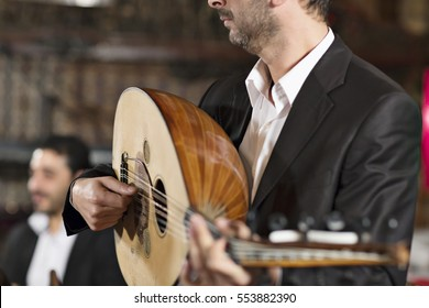 Traditional Instrument from Middle East and Asia called Oud or Ud
