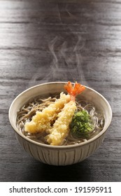 Traditional Japanese buckwheat Japan?Tenpurasoba