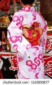 Traditional Japanese costume