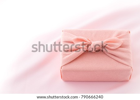 Traditional Japanese Gifts Stock Photo Edit Now 790666240