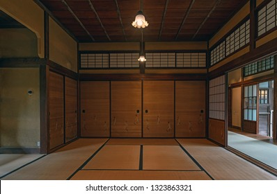 Traditional Japanese style room