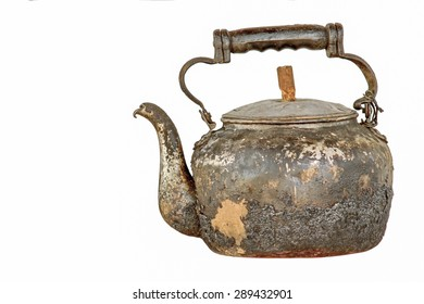Traditional kettle in Thailand. Use boiled water for coffee. Tea and many more. Used regularly in household