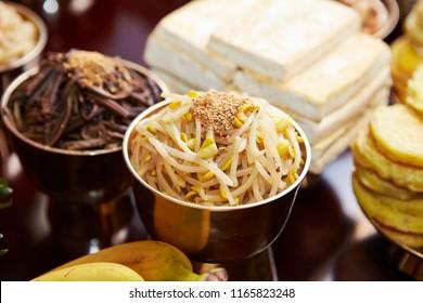 Traditional Korean cuisine