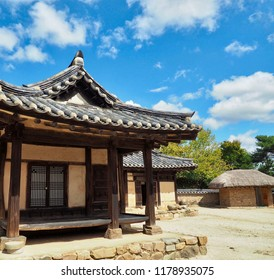 Traditional Korean house, Hanok