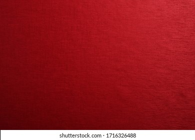 traditional Korean paper handmade from mulberry trees. red.