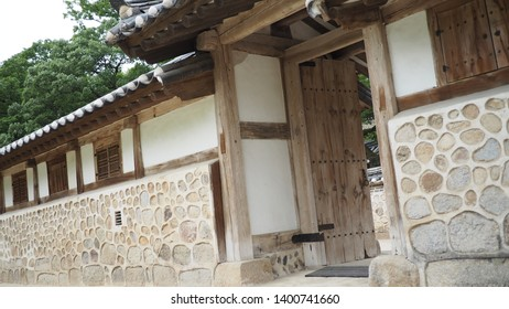 A Traditional Korean styled House
