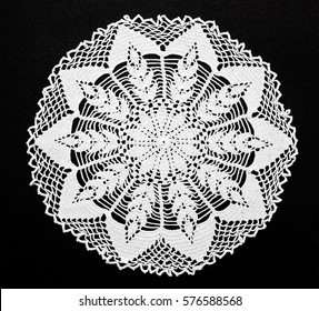 Traditional lace work
