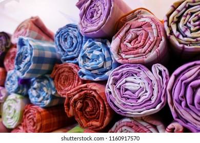 Traditional loincloth made from Thailand silk or loincloth Thai Style.