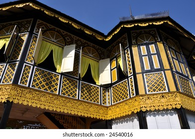 Traditional malay architecture