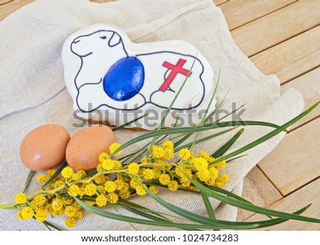 Traditional maltese easter treat easter sunday stock photo edit now traditional maltese easter treat easter sunday brunch concept greetings card spring long weekend m4hsunfo