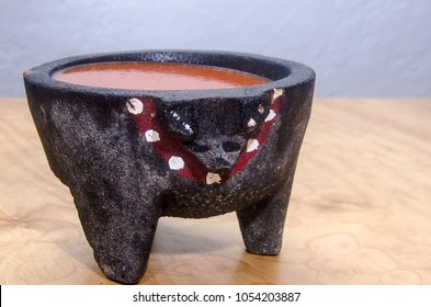Traditional Mexican Molcajete