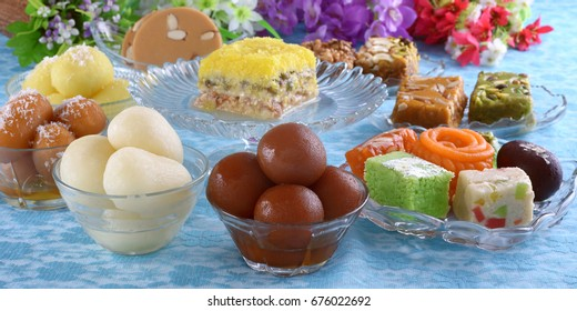 Traditional Mix Mithai