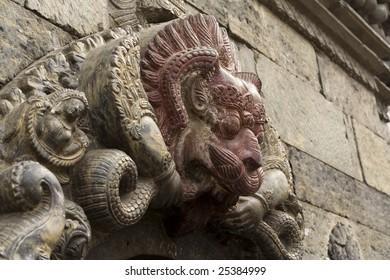 Traditional nepali architecture