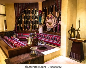 Traditional Omani decorations