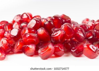traditional and organic portuguese pomegranate splash in water