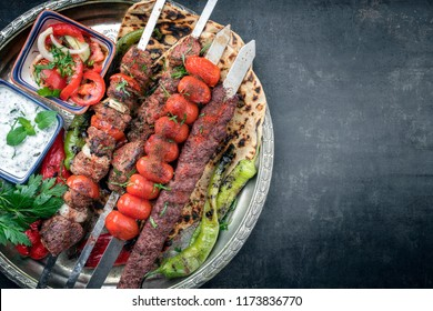 Turkish Kebab Images Stock Photos Vectors Shutterstock