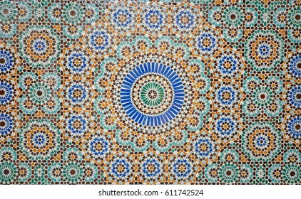 Royalty Free Fontaines Marocaines Stock Images Photos